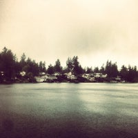 Photo taken at Steilacoom Lake by Shayne S. on 12/17/2012