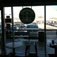 Photo taken at Starbucks by Len ❤. on 12/13/2012