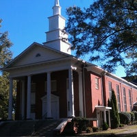 Photo taken at Huntersville Associate Reformed Presbyterian Church by David R. on 10/20/2013