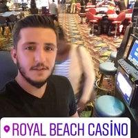 Photo taken at The Royal Beach Casino by Ömer G. on 6/3/2017