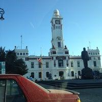 Photo taken at Puerto de Veracruz by Patricia A. on 12/24/2012