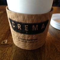 Photo taken at CREMA by Chris A. on 1/4/2013