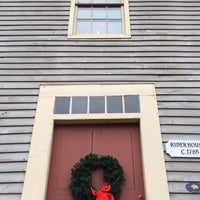Photo taken at Danbury Historical Society by ThePaperTyger on 12/2/2013