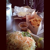 Photo taken at Chipotle Mexican Grill by Amy M. on 1/22/2014