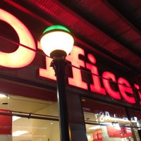 Photo taken at Office Depot - CLOSED by Renata Góes F. on 12/3/2012