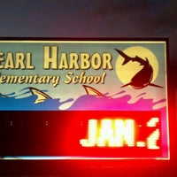 Photo taken at Pearl Harbor Elementary School by Debi H. on 2/5/2013