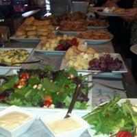 Photo taken at Chez Liberty by Debi H. on 10/10/2012