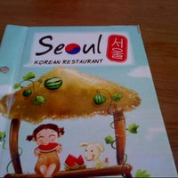 Photo taken at Seoul Restaurant by Rudi S. on 5/27/2014