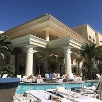 Photo taken at Four Seasons Hotel Las Vegas Pool by Justin S. on 5/13/2017