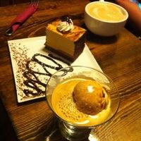 Photo taken at Heaven Sent Desserts by CJ E. on 2/27/2013