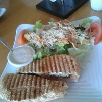 Photo taken at Vallarta Salads by M @ P @ on 10/30/2012