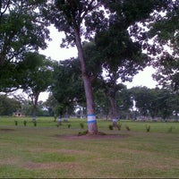 Photo taken at Taman Sari - PTPN IV Tinjowan by Aliaman G. on 7/4/2013