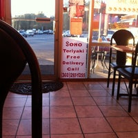 Photo taken at Soho Teriyaki by Harvis W. on 10/30/2013
