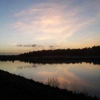 Photo taken at Elbe-Seitenkanal by Nils M. on 11/13/2013