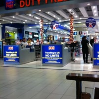 Photo taken at Duty Free by Bair on 11/26/2012