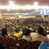 Photo taken at Gereja Tiberias Indonesia - Gading Nias by Melsye Roosye P. on 7/7/2013