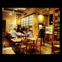 Photo taken at Le Pain Quotidien by Ömer G. on 10/29/2012