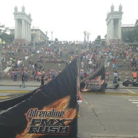 Photo taken at ADRENALINE FMX RUSH by Andrey L. on 7/24/2013