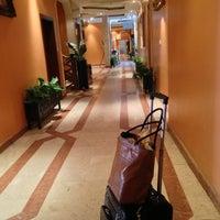 Photo taken at Al Bustan Hotel by Sara on 3/23/2013