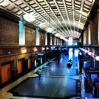 Photo taken at Adelaide Railway Station by Randy T. on 9/29/2012