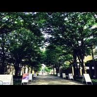 Photo taken at 青山学院大学 相模原キャンパス D棟 by ryusuke s. on 5/31/2015
