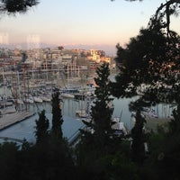 Photo taken at Yacht Club of Greece by Alexandra K. on 1/2/2013