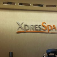 Photo taken at XpresSpa by Peter K. on 9/11/2014