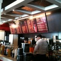 4/11/2013 tarihinde Tamar G.ziyaretçi tarafından Barista Coffee'de çekilen fotoğraf