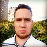 8/18/2014 tarihinde Дмитрий 2.ziyaretçi tarafından Goodson barbershop'de çekilen fotoğraf