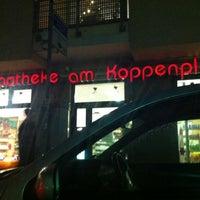 1/2/2013 tarihinde Alex W.ziyaretçi tarafından Apotheke am Koppenplatz'de çekilen fotoğraf