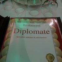 Photo prise au Le Diplomate par Steven K. le1/3/2014