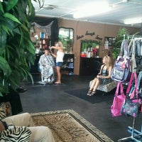 Photo taken at Misty's Exotic Nails/Wild Style by Jacque M. on 7/9/2013