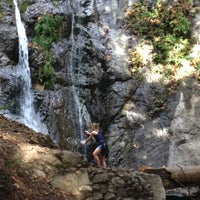 Photo taken at Pfeiffer Big Sur State Park by Matia W. on 10/7/2012