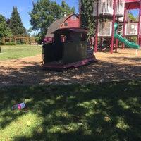 Photo taken at Jennings Memorial Park by Ginger V. on 8/15/2016