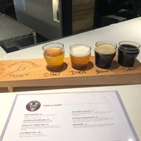 Photo taken at Westbound & Down Brewing Company by Josh F. on 2/3/2018