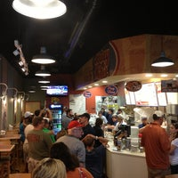 Photo taken at Jersey Mike's Subs by Tim P. on 9/12/2013