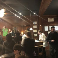 Photo taken at Scargo Cafe by Robert P. on 2/9/2018