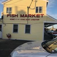 Photo taken at Nauset Fish & Lobster Pool by Robert P. on 7/8/2017