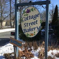 Photo taken at Cottage Street Bakery by Robert P. on 2/18/2017