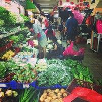 Photo taken at Pasar Besar Awam TTDI by Syakira N. on 1/11/2013