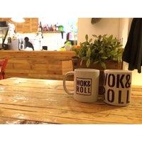 Снимок сделан в Wok&Roll пользователем Mikhail 5/19/2015