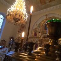 Photo taken at Храм святителя Николая Чудотворца by Arcady I. on 12/14/2014