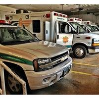 Photo taken at Community Care Ambulance Station 3 by Kyle W. on 1/8/2013