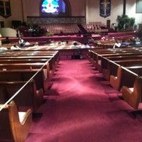 Photo taken at Oak Cliff Bible Fellowship by Nikia S. on 12/6/2012