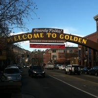 Photo taken at Golden, CO by Steve on 11/13/2012