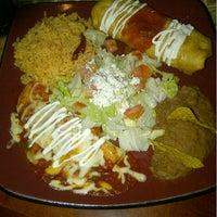 Photo taken at Mexico Lindo by Allan W. on 10/27/2012