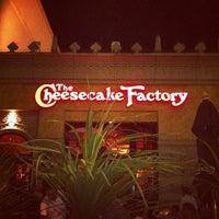 Photo taken at The Cheesecake Factory by Holland D. on 12/16/2012