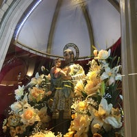 Photo taken at Parroquia y Santuario San Cayetano by carla r. on 7/18/2016