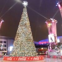 Photo taken at LA Live by Michael J. on 12/2/2012