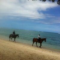 Photo taken at The St. Regis Mauritius Resort by Андрей П. on 11/7/2012